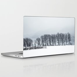 White winter II Laptop & iPad Skin