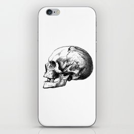 Just One More Skull iPhone Skin