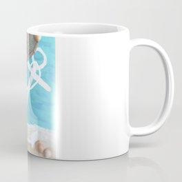 Anchor Beach Coffee Mug
