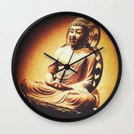 Siddhartha Wall Clock