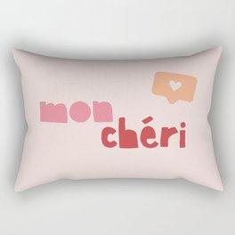 Mon Cheri Rectangular Pillow