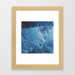 L3V3R4G3 Framed Art Print