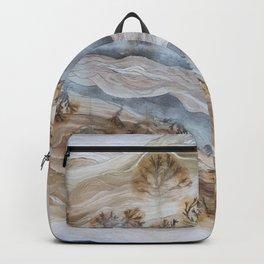 Dendrite Agate Backpack