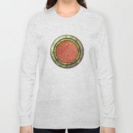 Salami + Green Beans + Corn Flakes Long Sleeve T-shirt