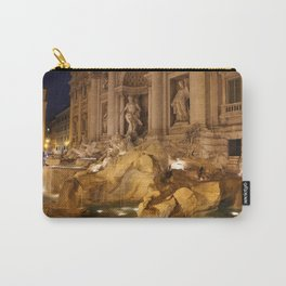 Trevi Fountain - Rome, Italy Carry-All Pouch