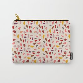 Terrazzo Autumn  #society6 #decor Carry-All Pouch
