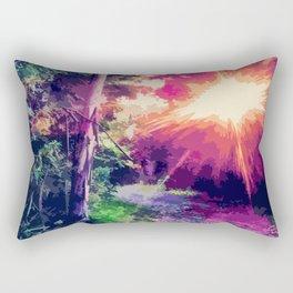 Jungle no.4 Rectangular Pillow