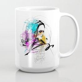 ..quand les mots s'arrettent... Coffee Mug