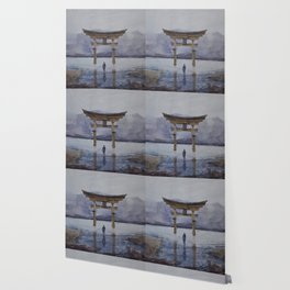 Torii Wallpaper Society6