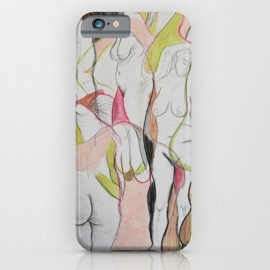 Mademoiselle iPhone & iPod Case