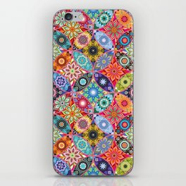 Moroccan bazaar iPhone Skin