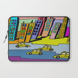 City Life  Laptop Sleeve