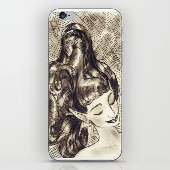 All Grown Up iPhone & iPod Skin