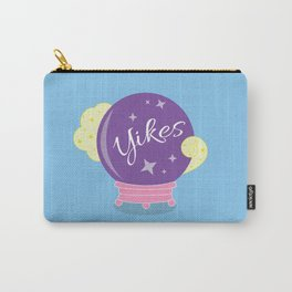 Yikes Carry-All Pouch