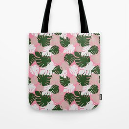 Camo Palm No.7 Tote Bag