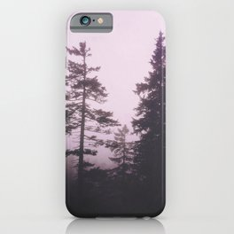 Leave In Silence iPhone Case