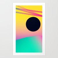 C0l0urs Art Print