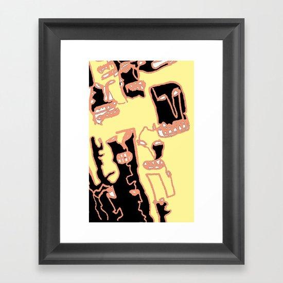 Stabila Framed Art Print