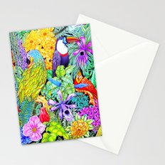 Nature's Sleeping Serenity Stationery Cards