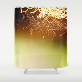 Event 6 Shower Curtain