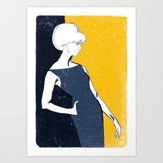 Melinda Art Print
