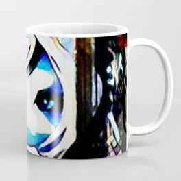 Suddenly White Coffee Mug