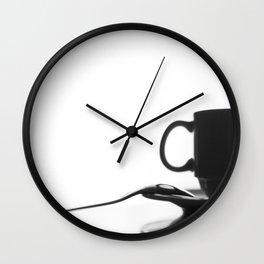 Cup Wall Clock