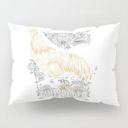 The Rooster Whisperer Pillow Sham