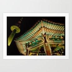 korea Art Print