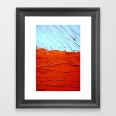 semplice Framed Art Print