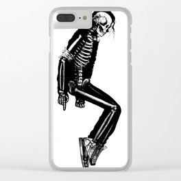 Jackson Clear iPhone Case