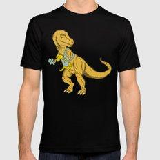 Dinosaur Jr. Black SMALL Mens Fitted Tee