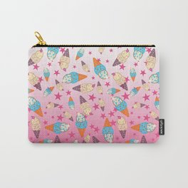 ICE CREAM STAR Carry-All Pouch