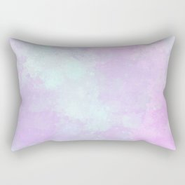Cotton candy heaven Rectangular Pillow