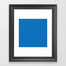 Bardarbunga Mint Framed Art Print