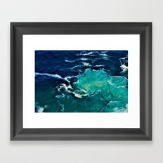 Cape Point Framed Art Print