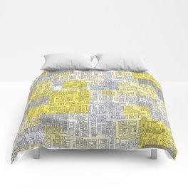 city blocks  Comforters