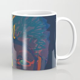 Van Gogh by Menchulica Coffee Mug