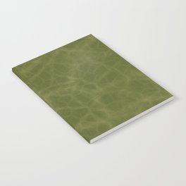 Leaf Texture Notebook