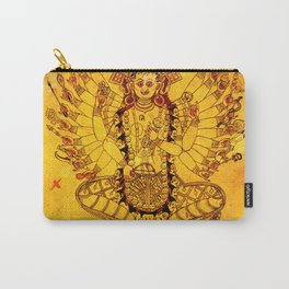 Hindu Kali 23 Carry-All Pouch