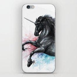 Unicorn dissolving iPhone Skin