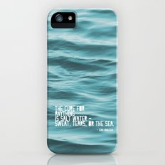 SaltWater Cure Slim Case iPhone (5, 5s)