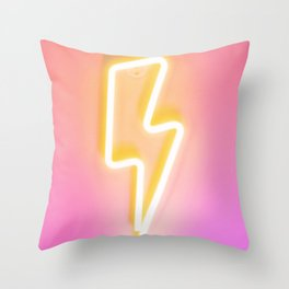 BLOT Throw Pillow