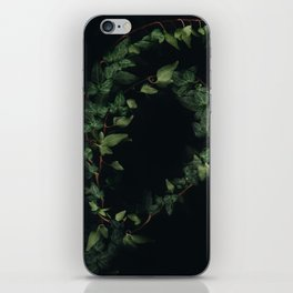 Hedera helix iPhone Skin
