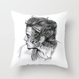 HS Throw Pillow
