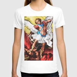 """Archangel Mondays"" Painting by Jeanpaul Ferro T-shirt"