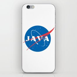 JAVA iPhone Skin