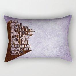 ANSWERS Rectangular Pillow