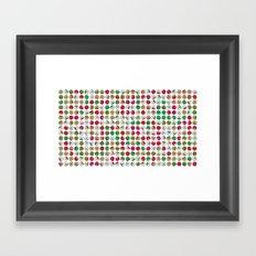 Do Nuts ! Framed Art Print