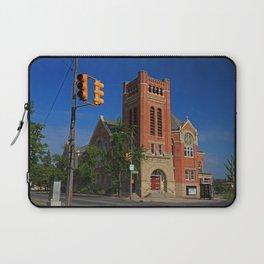 Ashland Avenue Baptist Church I Laptop Sleeve